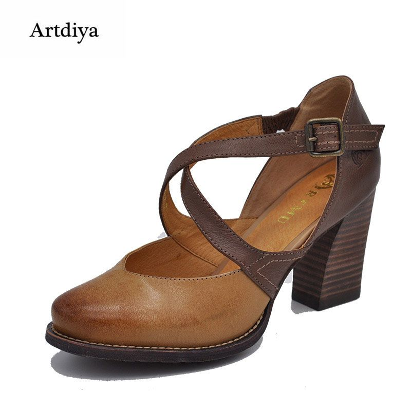 Schuhe vintage online shop