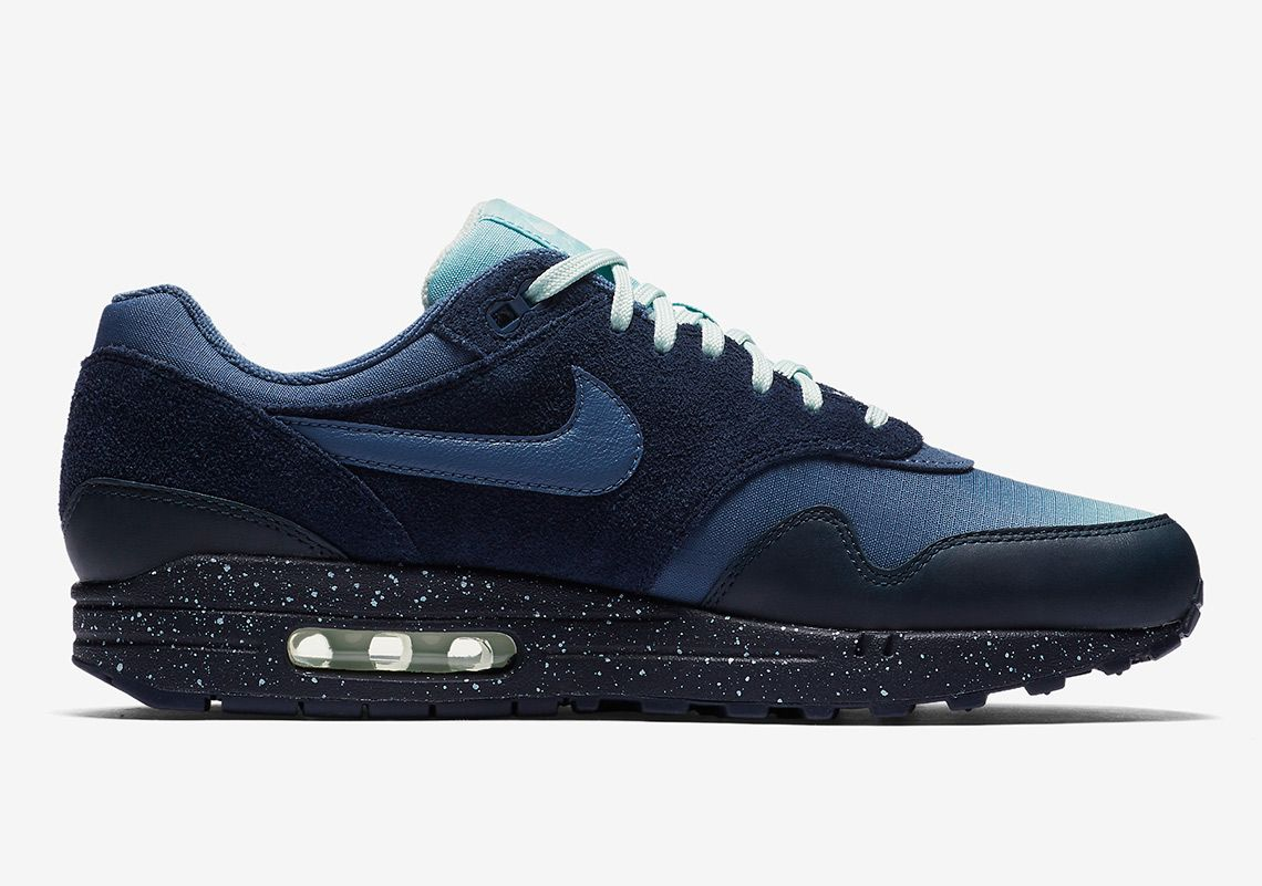 nikes got plenty of more air max 1 action coming your way in 2018. seen here are two premium iterati