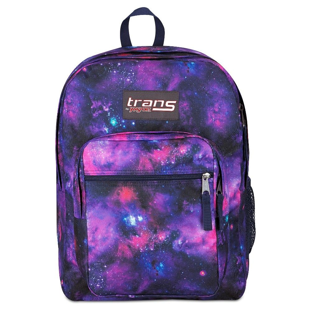 Trans By Jansport 17 Supermax Backpack Purple Purple