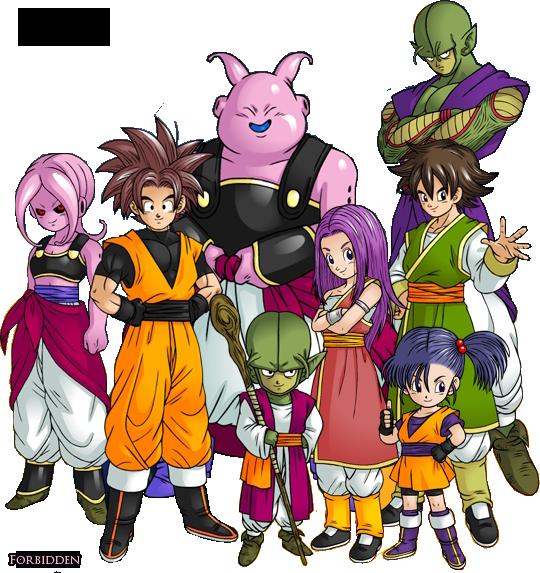 Dragon Ball Online Characters Anime Dragon Ball Super Dragon Ball Art Dragon Ball Goku