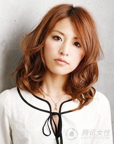 11 Sweet Feminine Japanese Women Hair Styles Asian Hair Hair Styles Womens Hairstyles Asian Hair
