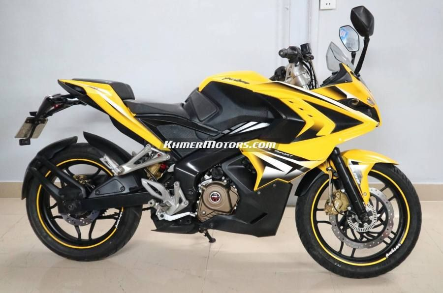 Bajaj Pulsar 200rs 2016 Sport Bikes Pulsar Motorcycles For Sale
