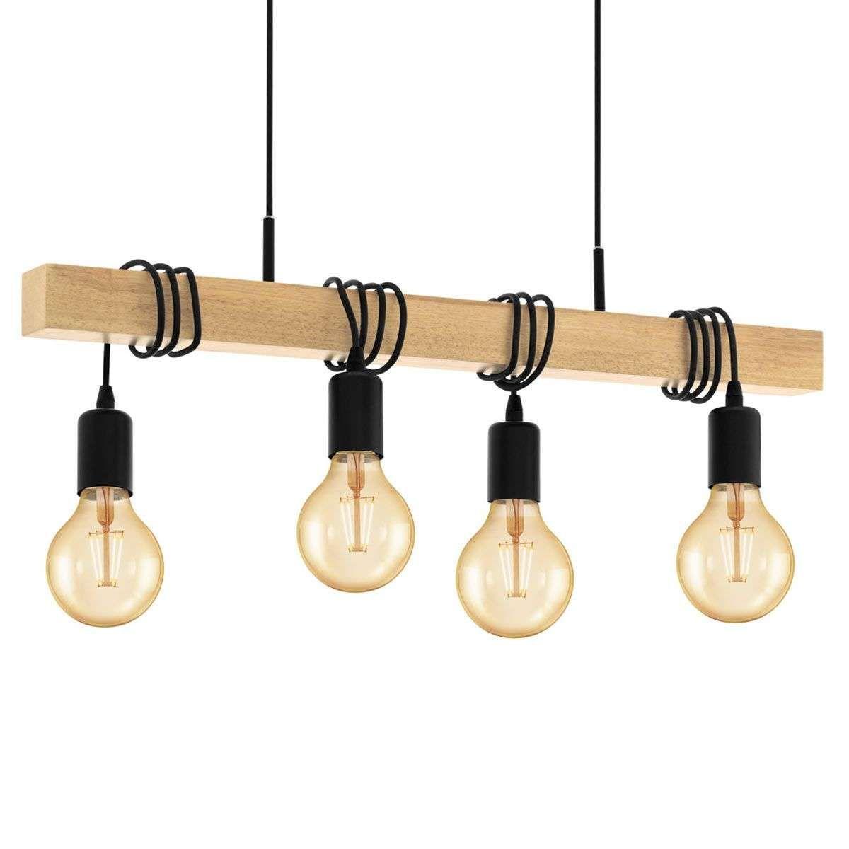 Suspension Townshend A 4 Lampes Lampe Suspendue Luminaire Lamp