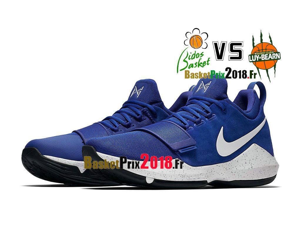 Chaussures Basket Prix Pas Cher Homme Nike Game PG 1 Game Nike Royal Bleu c0cd03