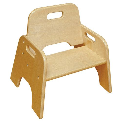 Found It At Allmodern Wooden Kids Novelty Chair Toddler Chair