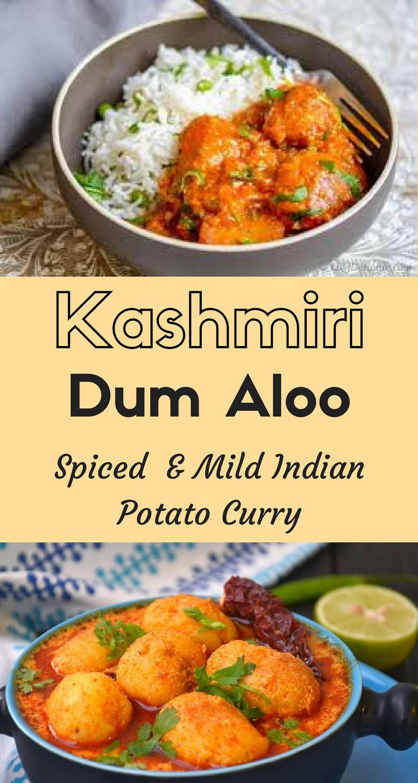 Kashmiri Dum Aloo Recipe Tastyfix Aloo Recipes Indian Food