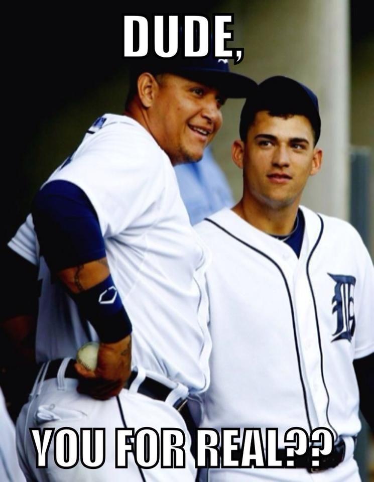 Miguel Cabrera Jose Iglesias Detroit Tigers Detroit Pinterest