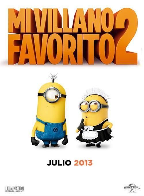 Gru 2 Mi Villano Favorito Despicable Me 2 Animated Movies Full Movies