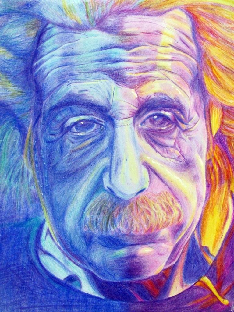 albert_einstien_in_color_pencil_sketch_by_cocoluvv-d4uwwwh.jpg (768×1024)