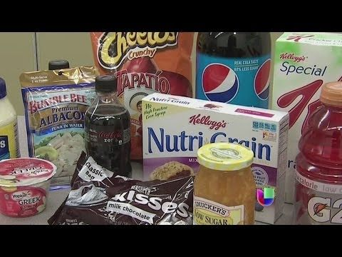 #newadsense20 Menos calorías en alimentos no significa más saludables -- Noticiero Univisión - http://freebitcoins2017.com/menos-calorias-en-alimentos-no-significa-mas-saludables-noticiero-univision/