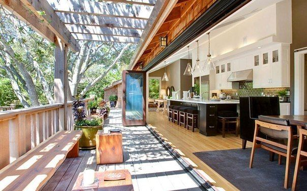 Pinjacqueline Hattingh On Guesthouse  Pinterest  Interior Fair Outdoor Kitchen Layout Inspiration