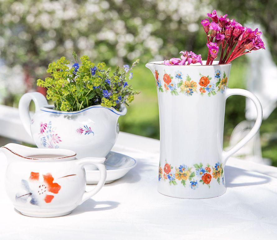 Suosituimpien Arabian astioiden myyntihinnat: Emilia-kannu jopa 100 euroa | ET