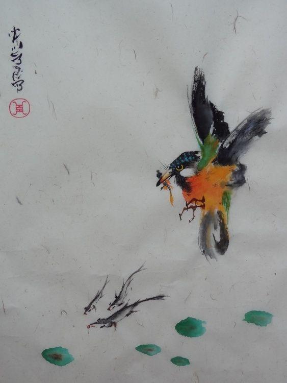 Video 98 Pas A Pas Peindre Sans Dessiner A L Aquarelle De Facon