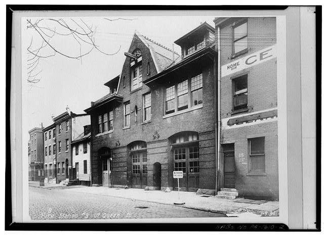 2 Photocopy Of Old 1893 Photo Of Firehouse Original Photo At Philadelphia City Hall Philadelphia City Ar Philadelphia City Hall Historic Philadelphia Photo