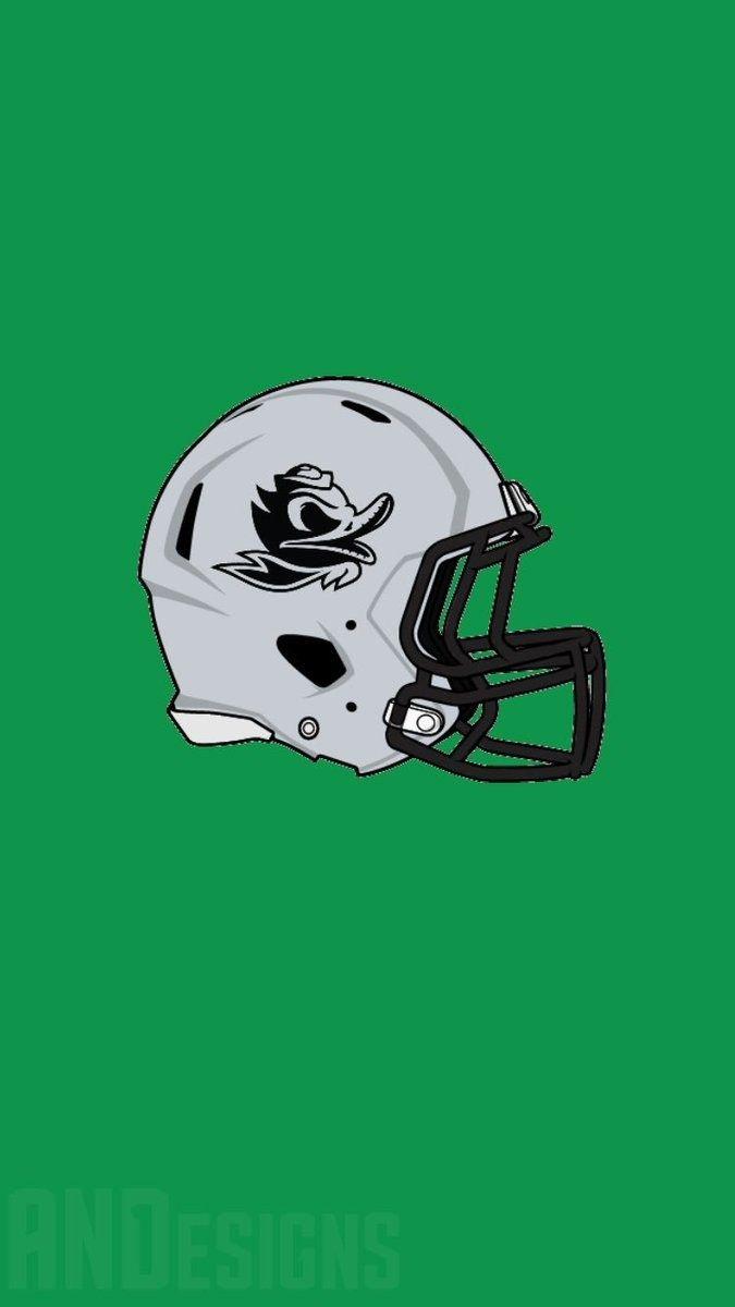 Oregon Ducks Football Iphone Wallpaper