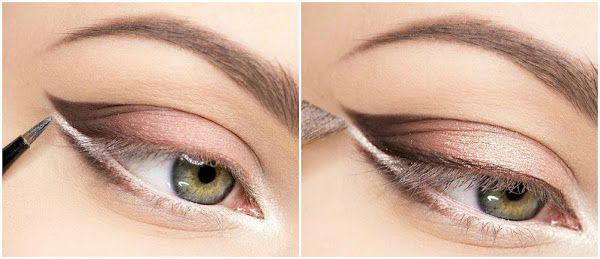 Técnica de maquillaje de ojos paso a paso