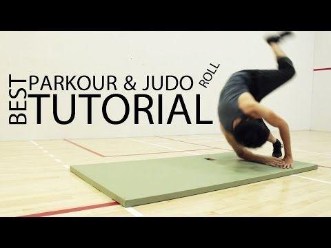 Best Parkour Roll, Judo Breakfall Tutorial - Rustic B   Flow   Pinterest   Parkour, Wing chun ...