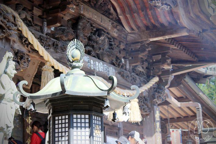 Oravanpesä: Japani 2013, Takao-san, Yakuoin.