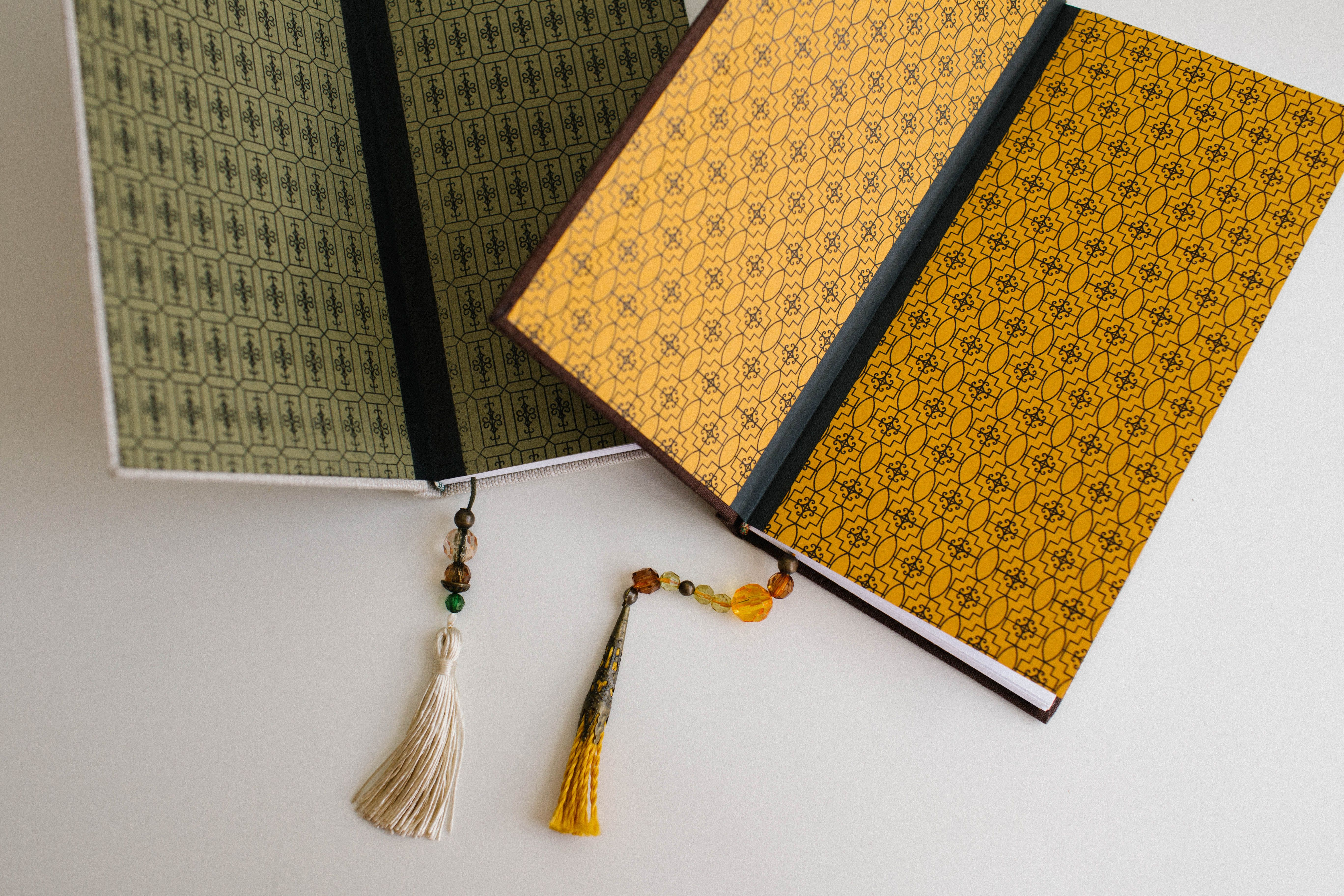 Genoveva Atelier Handmade Books Book Binding Bookbinding