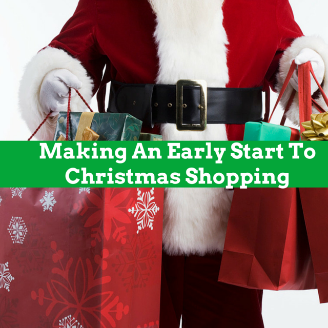 Making an Early Start to Christmas Shopping || Ramblings of a (Bad ...