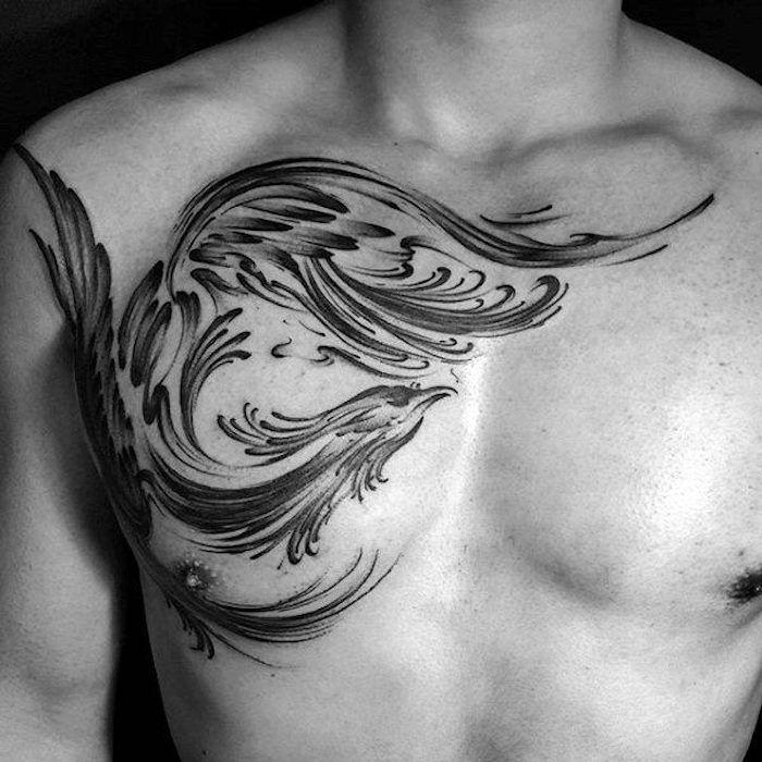 1001 Ideen Fur Ein Vogel Tattoo Infos Uber Ihre Symbolischen