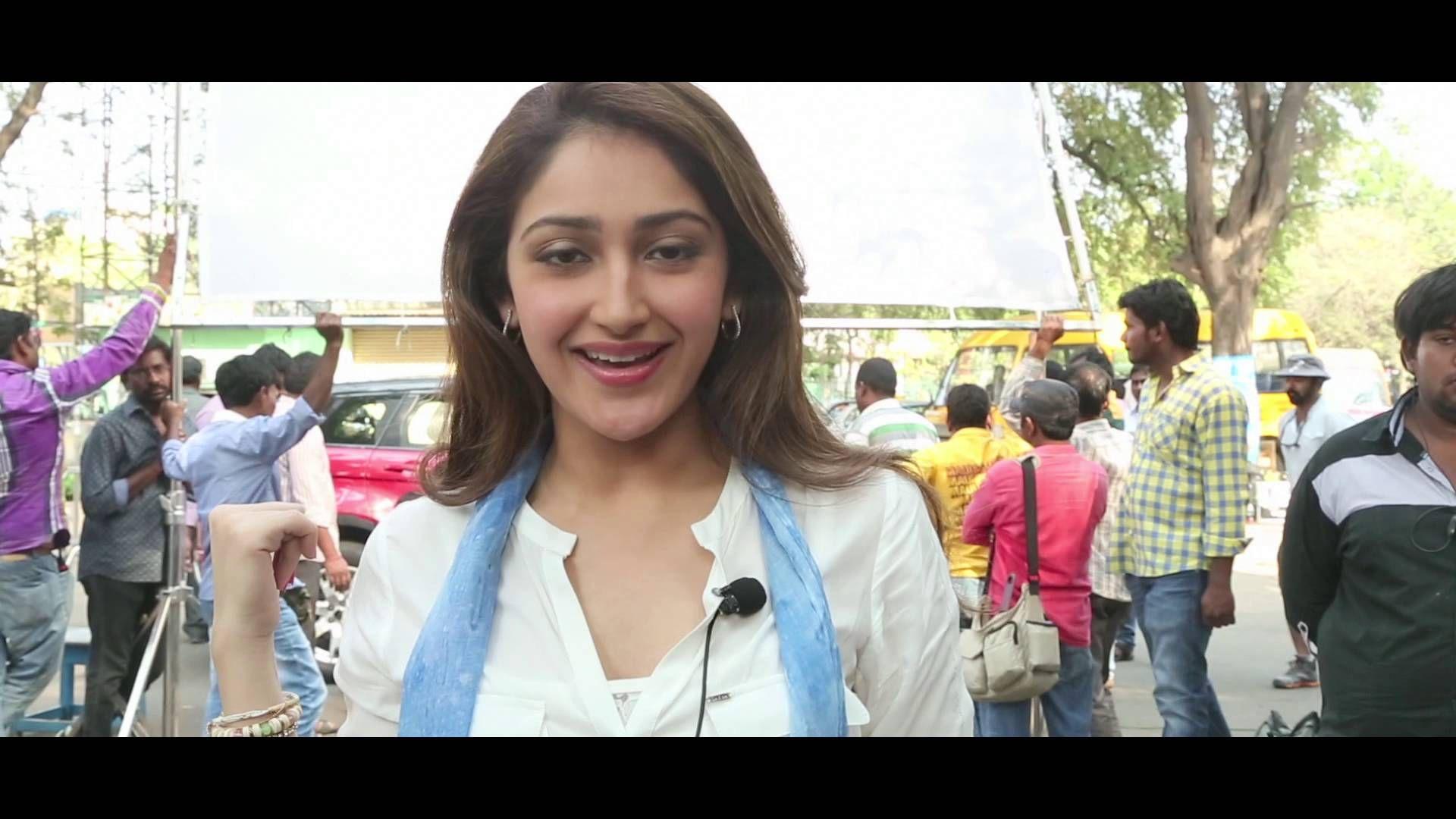 Akkineni Akhil New Film V.V.Vinayak Making video
