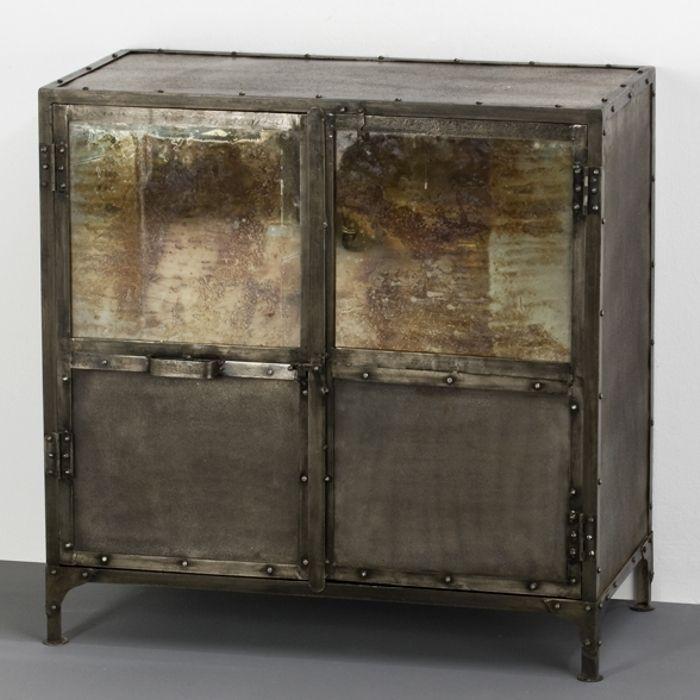Aparador vintage detroit vintage - Muebles industriales antiguos ...