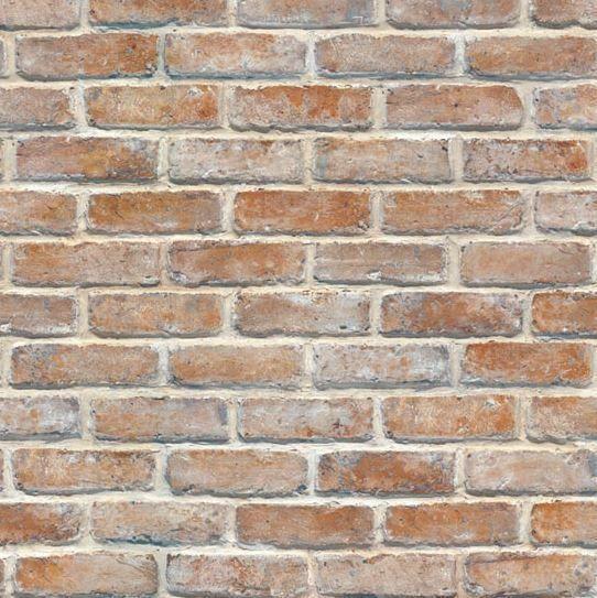 Vintage Brick Deco Vinyl Self Adhesive Peel Stick Wallpaper Hwp 013 Brick Effect Wallpaper Brick Wallpaper Brick Wallpaper Peel And Stick