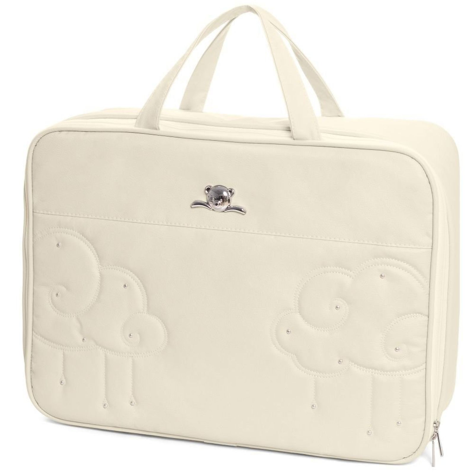 d6b0487e4bd0c Mala Maternidade Hug Baby Nuvem Bege   Products   Pinterest
