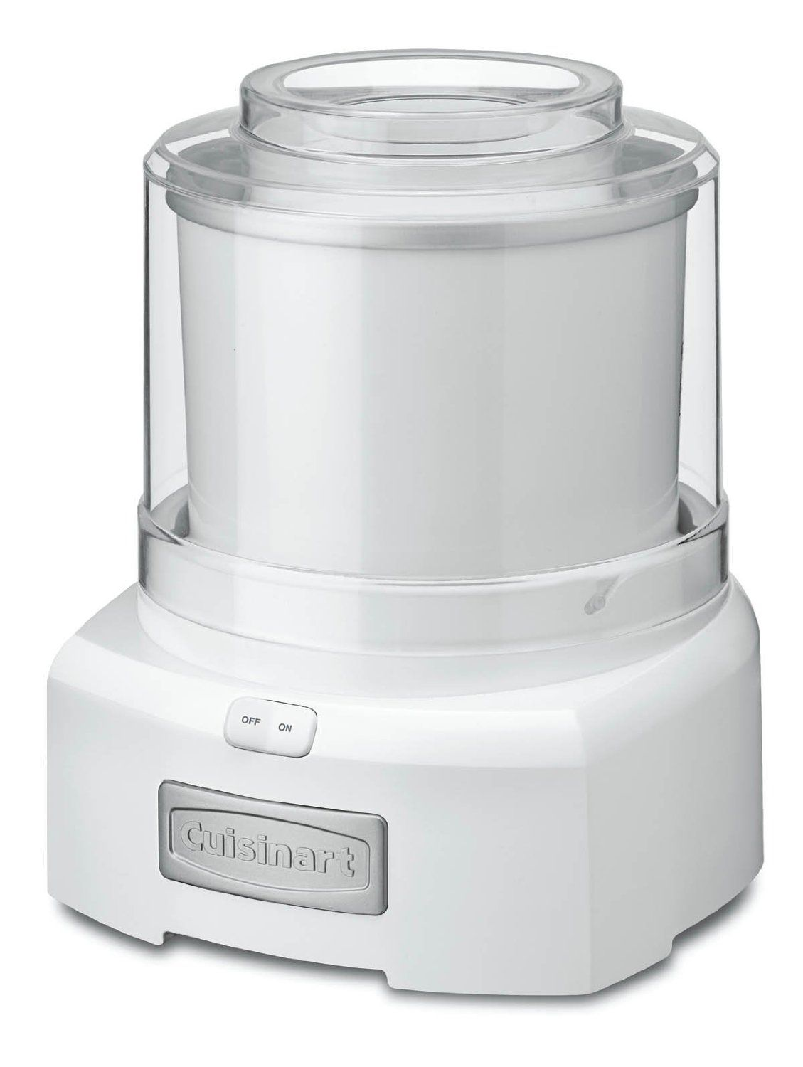 Cuisinart ice cream maker stainless steel - Amazing Benefits Of Having A Cuisinart Ice Cream Maker Manual At Home