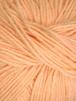 Cozy Soft Solids are an acrylic/wool blend.  This DK weight yarn comes in a 40+ color palette.