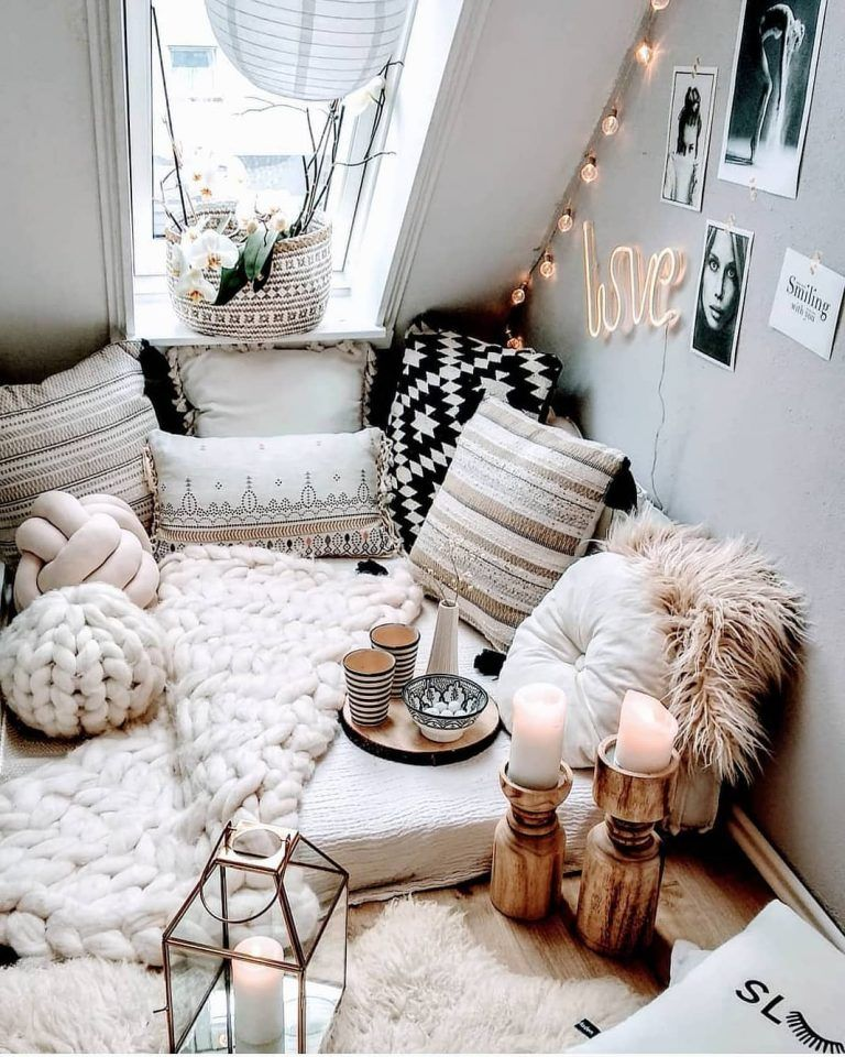 How To Make A Cozy Corner In Your House 10 Great Ideas For You Vivelavi Blog Luxury Bedroom Design Room Inspiration Bedroom Bedroom Decor