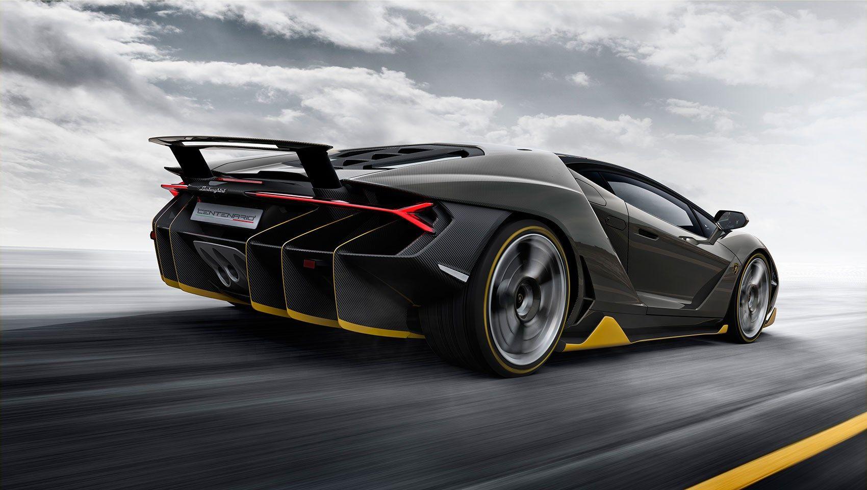 Our Kind Of Birthday Cake New Lamborghini Centenario Unveiled At