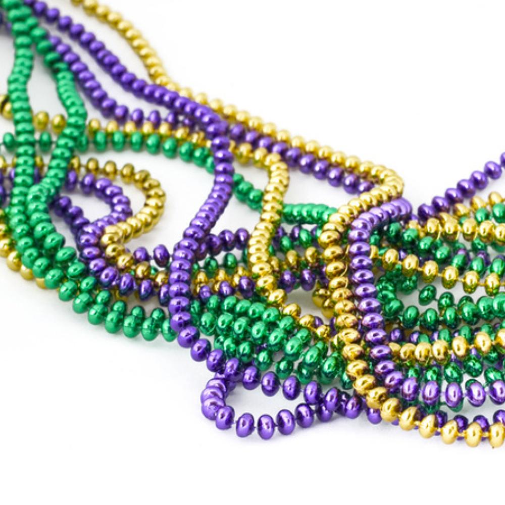 Mardi Gras Beads Mardi Gras Beads Mardi Gras Decorations Mardi Gras