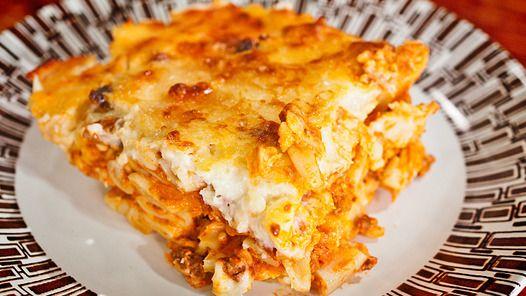 Pasta al forno Good Chef Bad Chef - Recipe Detail