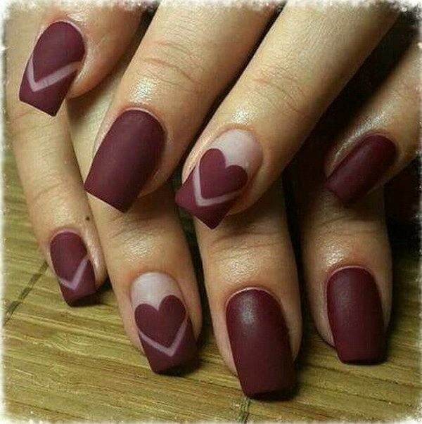 60 Pretty Matte Nail Designs Fingernail Art Pinterest Nail Art