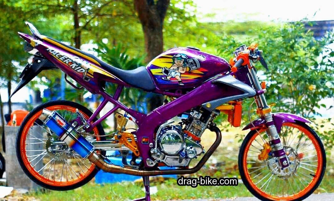 Gambar Motor Modifikasi Vixion Keren Motor Gambar Motor Modifikasi