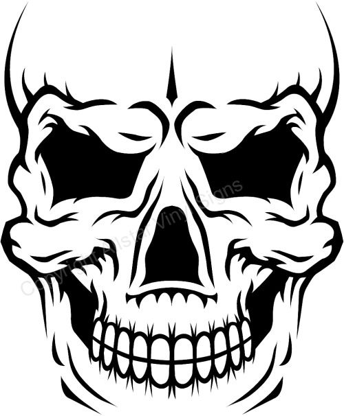 Decals Stickers Vinyl Decals Car Decals Skulls Pinterest - Skull decals for trucks