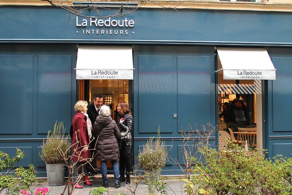 Event Ouverture De La Boutique La Redoute Interieurs Mademoiselle Claudine Le Blog La Redoute Interieurs La Redoute Boutique Deco Paris