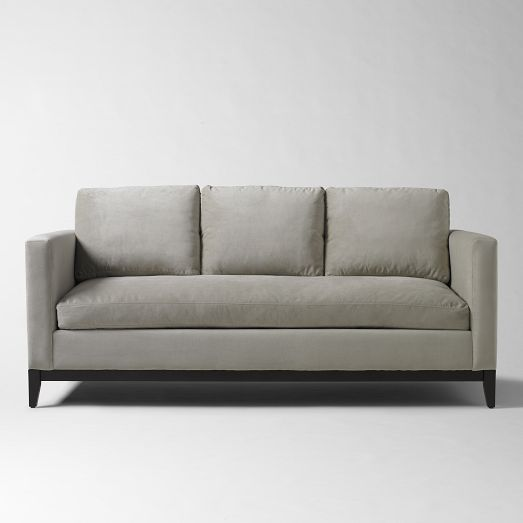 Is West Elm Furniture Good Quality: Blake Down-Filled Sofa