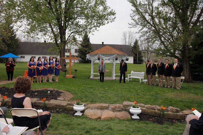 Little Brook Meadows Outdoor Wedding & Event Reception
