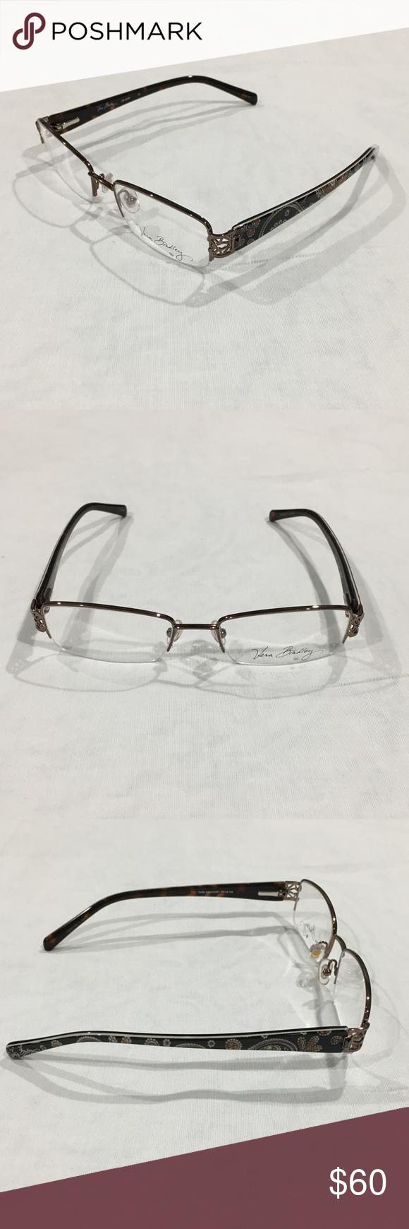 d85e882c3f0 Vera Bradley Caffe Latte VB 3030 Eyeglass Frames Item Description  Vera  Bradley Caffe Latte VB