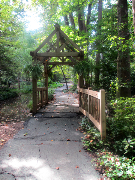 A Lovely Walking Path Hatcher Gardens Spartanburg Sc I Recommend