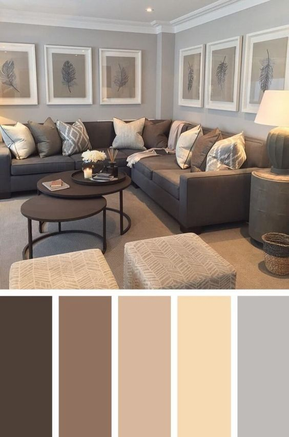 Living Room Color Scheme That Will Make Your Space Look Elegant Living Room Color Schemes Living Room Color Paint Colors For Living Room Elegant living room wall colors