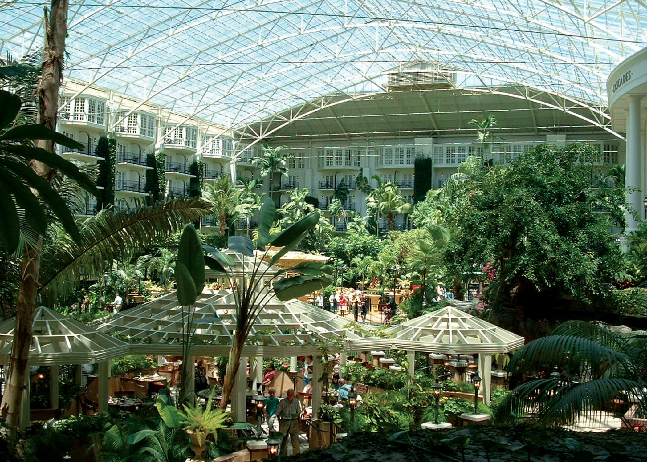 Gaylord Hotel Nashville Tennessee. Absolutely Beautiful