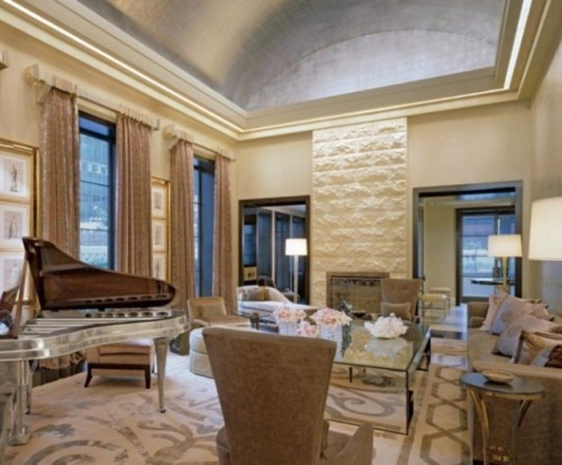 Living Room Ceiling Design Prepossessing 22 Most Popular Ceiling Texture Types Ideas & Inspiration Review