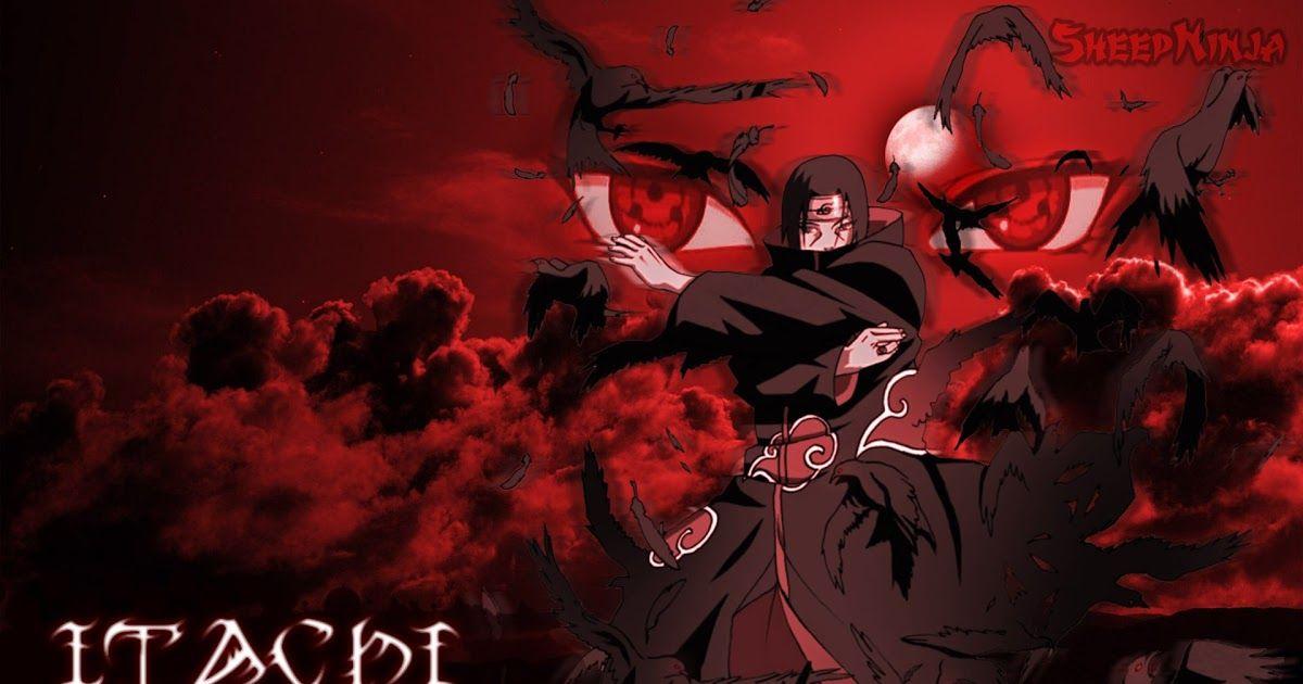 Full Hd Anime Wallpaper 1920x1080 Download In 2020 Itachi Anime Wallpaper 1920x1080 Hd Anime Wallpapers