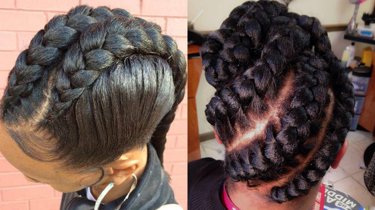 40 stunning and stylish goddess braids hairstyles | hair
