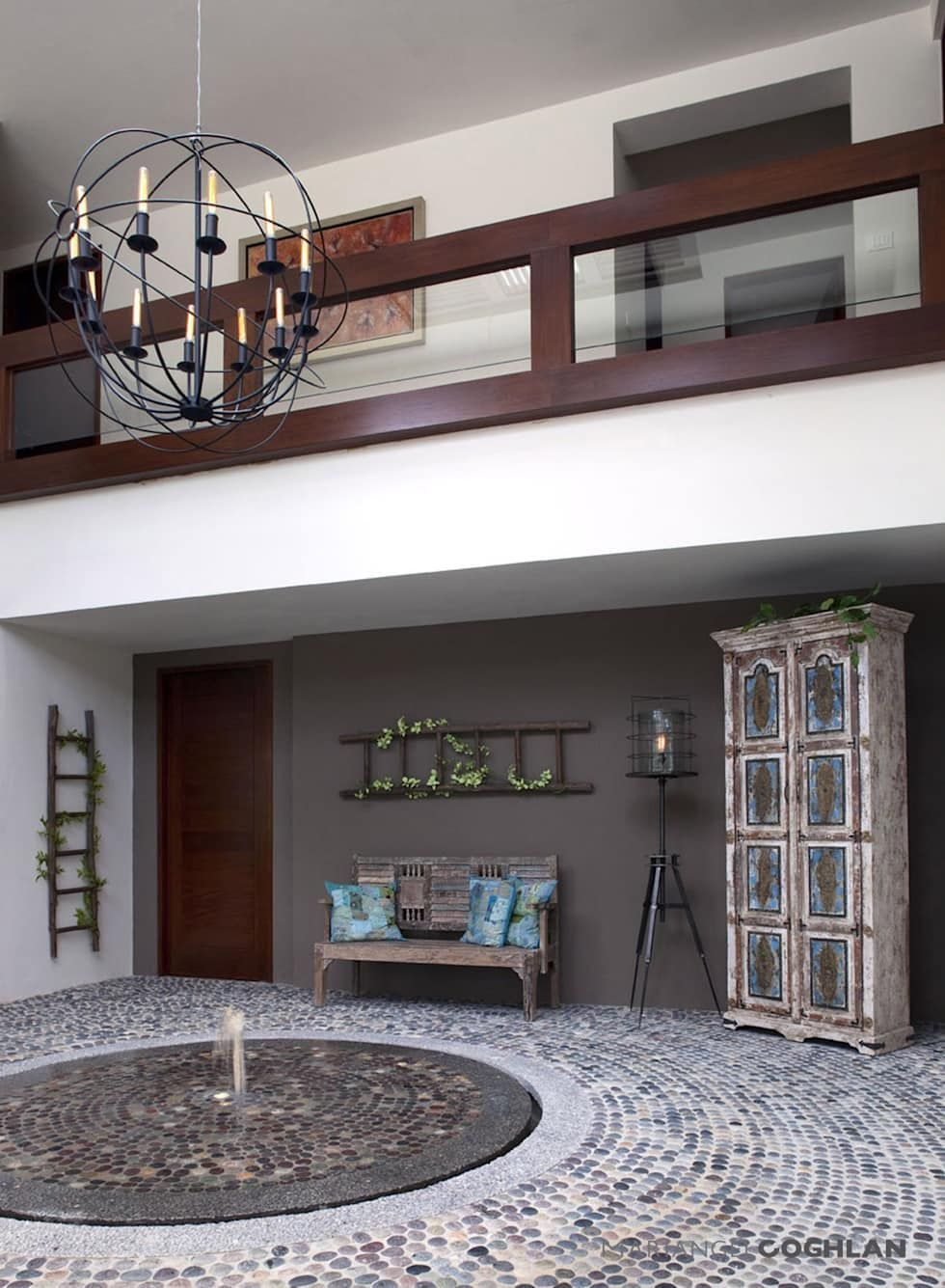 Pin By Elenita Ramos David On Terraza Patio Interior Window Grill Design Modern Stair Railing Design