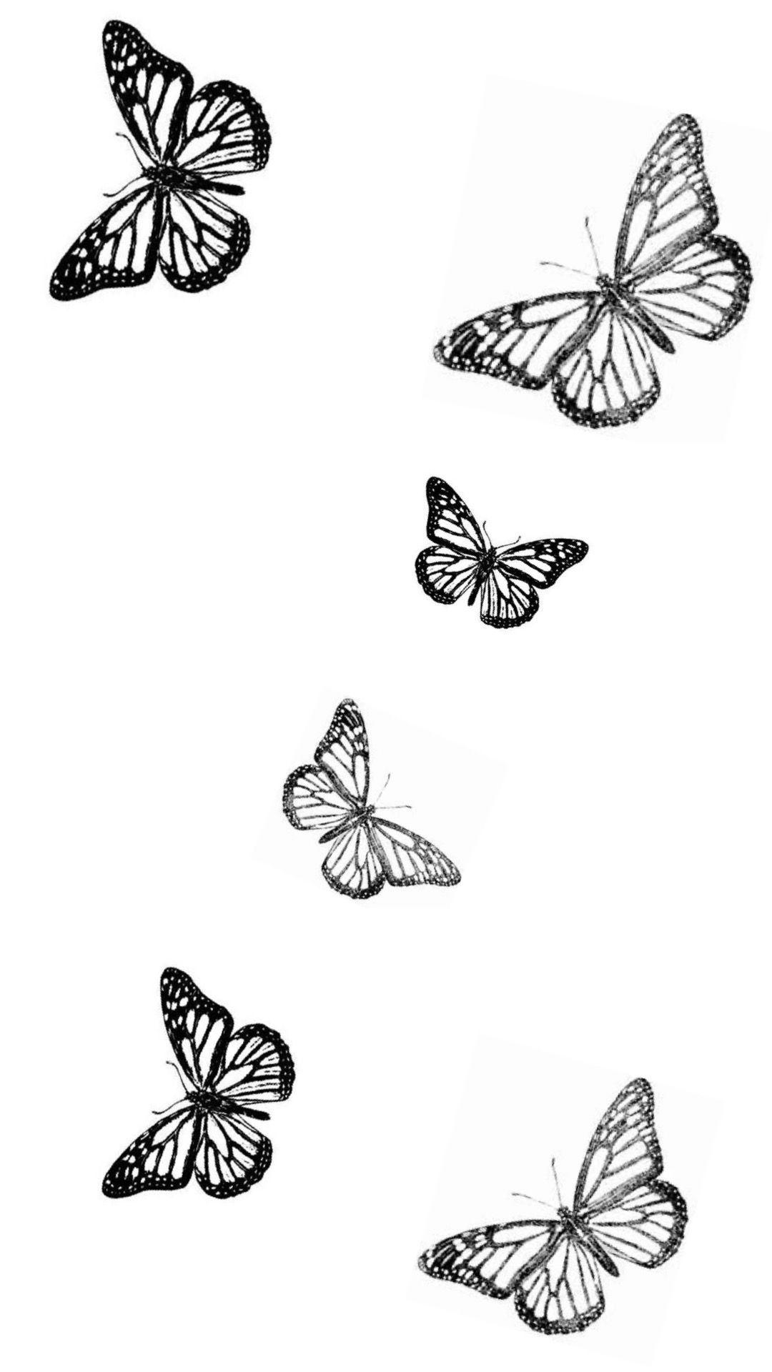 Butterfly Effect In 2020 Aesthetic Iphone Wallpaper Butterfly Wallpaper Butterfly Wallpaper Iphone
